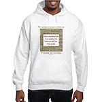 My Autism Does Not Define Me Hooded Sweatshirt