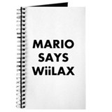 Mario says Wiilax Journal