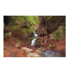 Funny Waterfalls Postcards (Package of 8)