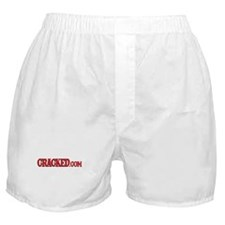 CRACKED.com Classic Men's Boxer