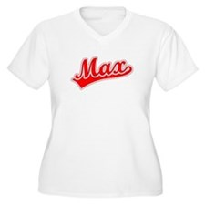 Retro Max (Red) T-Shirt