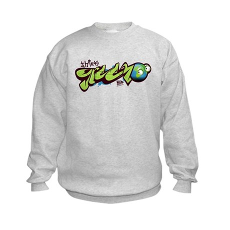 Think Green - Graffity Kids Sweatshirt