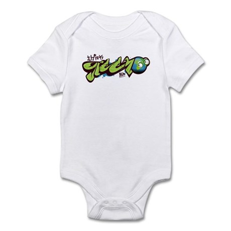 Think Green - Graffity Infant Bodysuit
