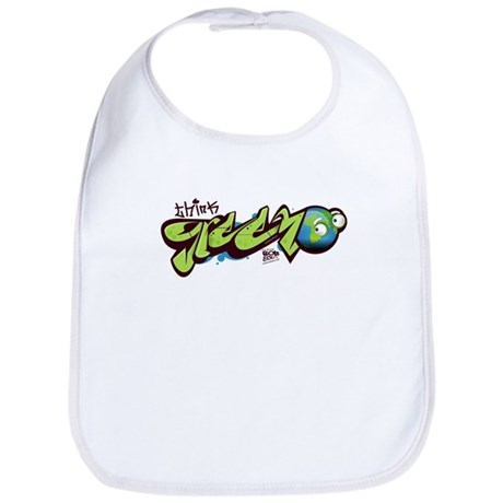 Think Green - Graffity Bib