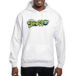 Think Green - Graffity Hooded Sweatshirt