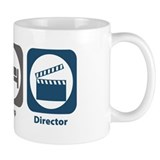 Eat Sleep Director Small Mug