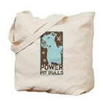 Pit Power Tote Bag