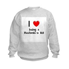 Auto Mechanic Sweatshirt