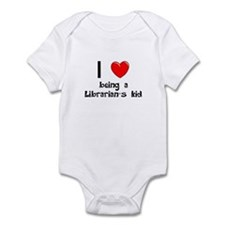 Librarian Infant Bodysuit