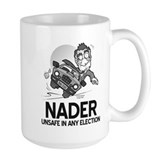 Nader Unsafe Mug