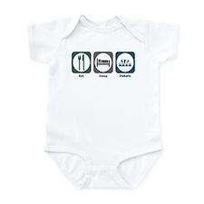 Eat Sleep Debate Infant Bodysuit
