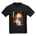 Queen / English Setter Kids Dark T-Shirt