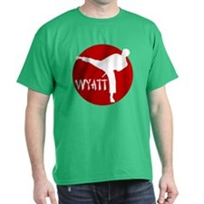 Wyatt Karate T-Shirt