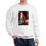Accolade / Catahoula Leopard Sweatshirt