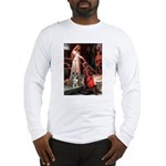 Accolade / Catahoula Leopard Long Sleeve T-Shirt