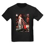 Accolade / Catahoula Leopard Kids Dark T-Shirt