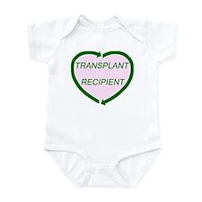 Transplant Recipient Infant Bodysuit