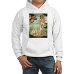 Venus / Cairn Terrier Hooded Sweatshirt