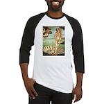 Venus / Cairn Terrier Baseball Jersey