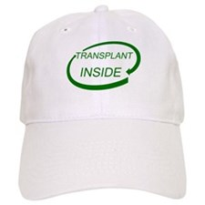 Transplant Inside Baseball Cap