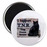 "I Support TNR 2.25"" Magnet (100 pack)"