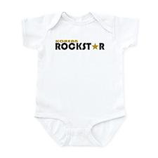 Korean Rockstar Infant Bodysuit