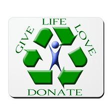 Give Life Mousepad
