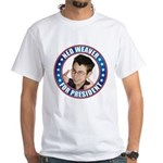 Ned Weaver for President White T-Shirt