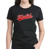 Retro Khalid (Red) Tee