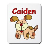 Caiden Puppy Mousepad