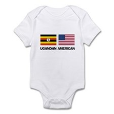 Ugandan American Infant Bodysuit