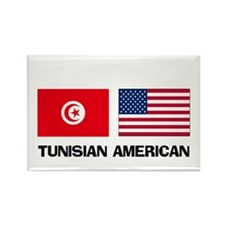 Tunisian American Rectangle Magnet (10 pack)