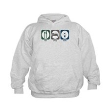 Eat Sleep Cook Hoodie