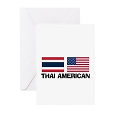 Thai American Greeting Cards (Pk of 10)