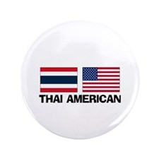 "Thai American 3.5"" Button"