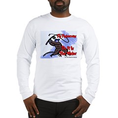 Fly Fisherman Long Sleeve T-Shirt
