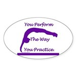 Gymnastics Stickers (10)