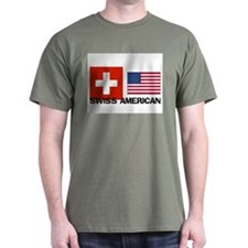 Swiss American T-Shirt