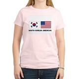 South Korean American T-Shirt