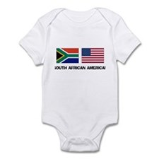 South African American Infant Bodysuit