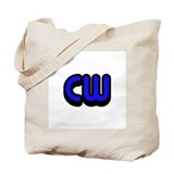 CW (Morse Code) Tote Bag