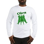 Okra Shirts Long Sleeve T-Shirt