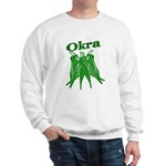 Okra Shirts Sweatshirt