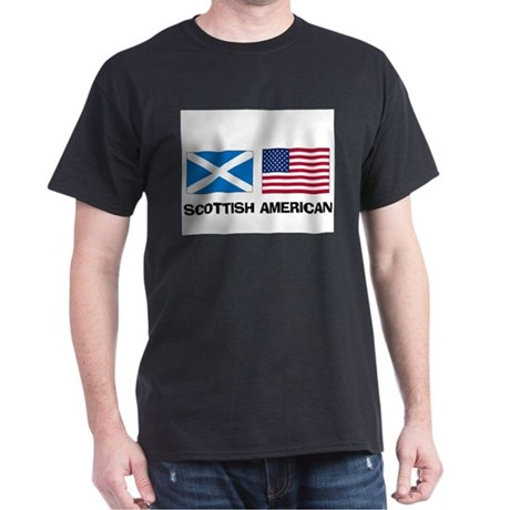 Scottish American Dark T-Shirt
