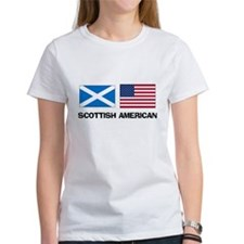 Scottish American Tee