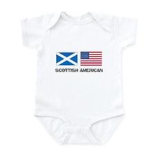 Scottish American Infant Bodysuit