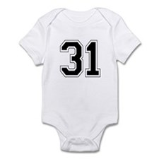31 Infant Bodysuit