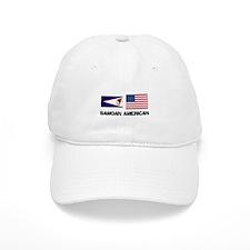 Samoan American Baseball Cap
