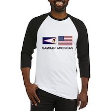 Samoan American Baseball Jersey