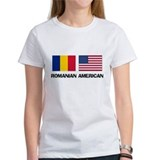 Romanian American Tee